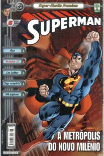 SUPERMAN PREMIUM n°06 - EDITORA ABRIL